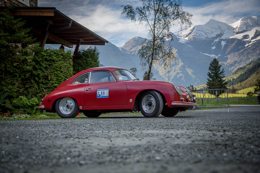 Grossglockner Porsche 356 - Cannoneer Photography