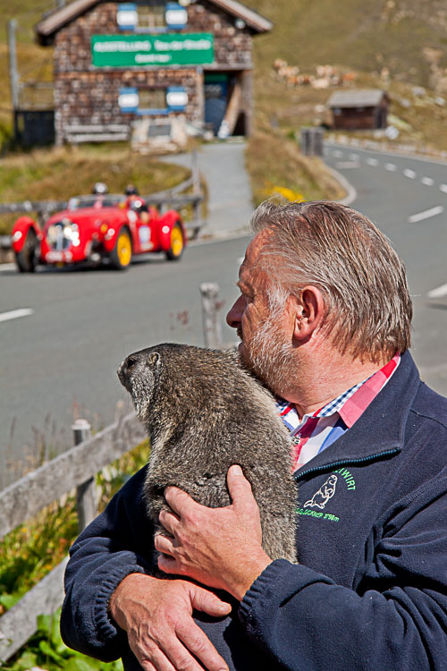 Grossglockner Grand Prix  - Cannoneer - René Hey